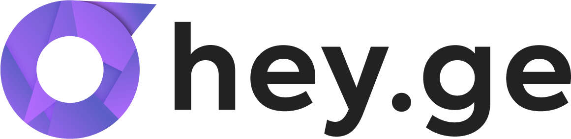 hey.ge logo